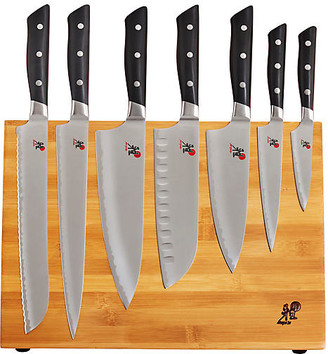 Evolution 10-Pc Knife Block Set - Silver - Miyabi