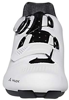 Vaude Unisex Adults' Rd Snar Pro Road Biking Shoes, (White 001)