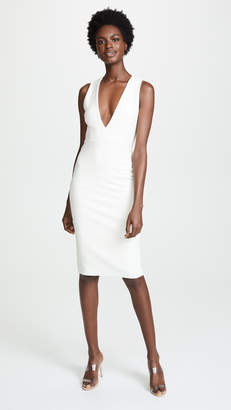 Bec & Bridge Eva Plunge Dress