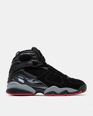 Jordan Air 8 Retro (Black | Gym Red | Wolf Grey)