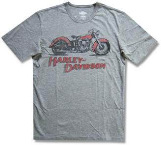Trunk Ltd. Harley Davidson Designer Sweet Ride Grey T-Shirt - New Adult