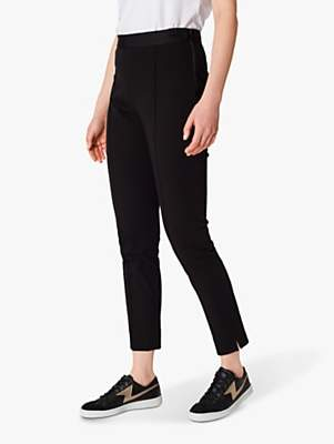 Paul Smith Slim Leg Super Stretch Trousers, Black