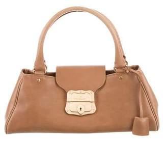 Trussardi Leather Handle Bag