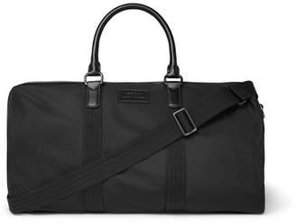 Polo Ralph Lauren Leather-Trimmed Nylon Holdall