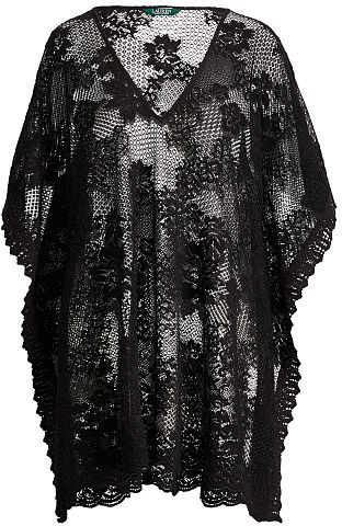 Ralph Lauren Lauren Lace Tunic Cover-Up