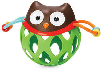Skip Hop Explore and More Roll Around Rattle Owl