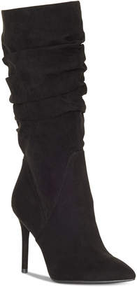 Jessica Simpson Lyndy Slouchy Boots Women's Shoes