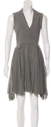 Boy By Band Of Outsiders Sleeveless Knee-Length Dress