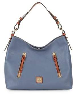Dooney & Bourke Cooper Leather Hobo Bag
