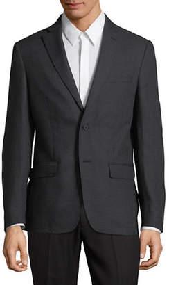 DKNY Long-Sleeve Wool-Blend Jacket
