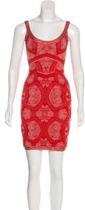 Herve Leger Nadia Bandage Dress