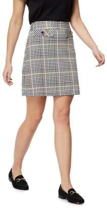 Red Herring Multi-Coloured Checked Skirt