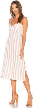 Faithfull The Brand Fiscardo Midi Dress