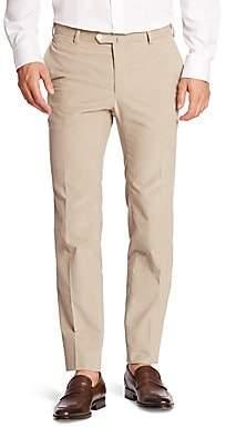Isaia Men's Regular-Fit Wool Pants