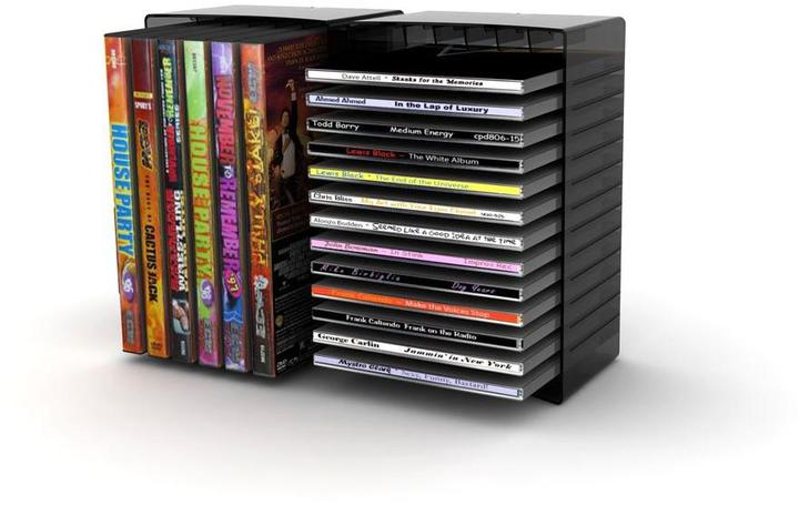 Atlantic 12-DVD Disc Storage Module