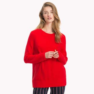 Tommy Hilfiger Relaxed Crewneck Sweater