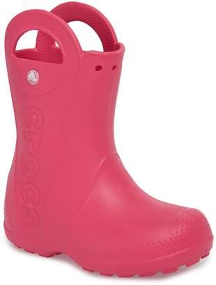 Crocs TM) Handle It Rain Boot
