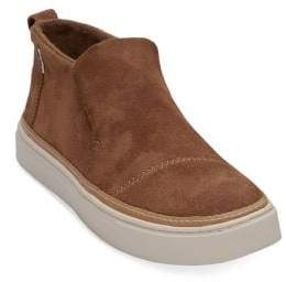 Toms Paxton Suede Sneakers