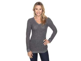 Galena Toad&Co V-Neck Sweater Women's Sweater