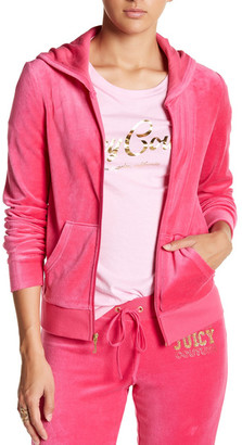 Juicy Couture Royal Crest Hoodie $44.97 thestylecure.com