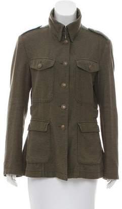 Rag & Bone Casual Button-Up Jacket