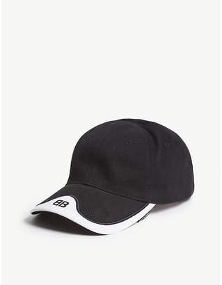 Balenciaga Mode cotton strapback cap