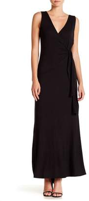 Loveappella Crisscross Maxi Dress