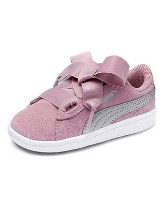 076a8cdd2d293a Kids Pink Puma Trainers - ShopStyle UK