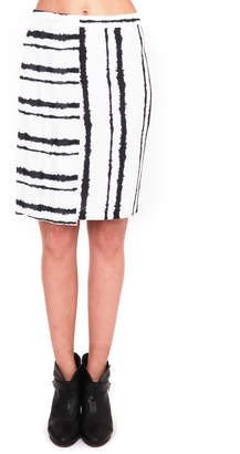 A.L.C. Walsh Skirt Bleed Stripe