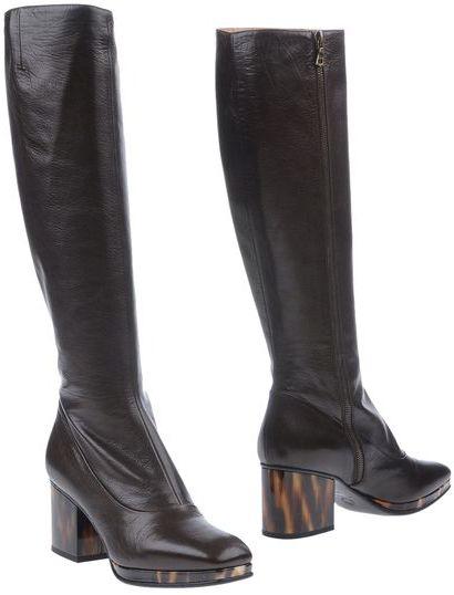 Dries Van Noten High-heeled boots