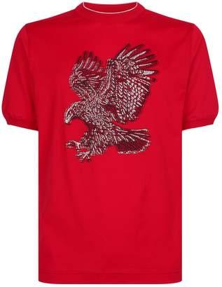 Stefano Ricci Eagle T-Shirt