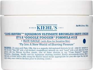 Kiehl's Ultimate Brushless Shave Cream - Blue Eagle (Jar)