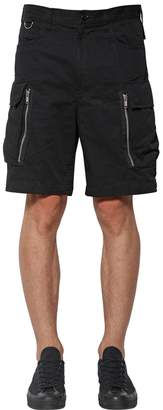 Undercover COTTON SHORTS W/ KEY RINGS