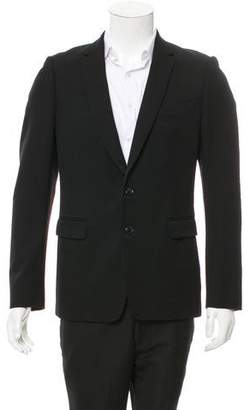 Dries Van Noten Wool Two-Button Blazer w/ Tags