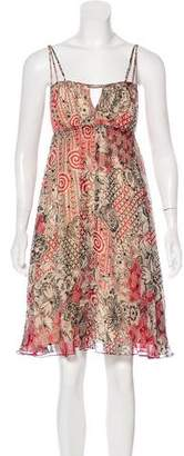 Muse Sleeveless Printed Dress