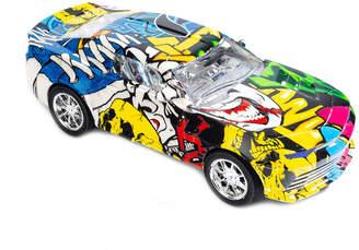 Yuka Muscle Man Collection Manual Toy Car