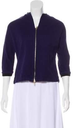 Marni Long Sleeve Zip-Up Jacket