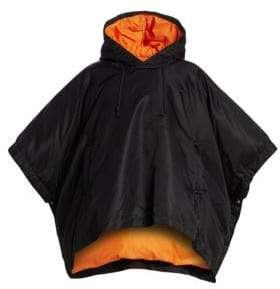Comme des Garcons Padded Down Hooded Poncho