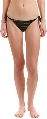 Pilyq Tie-Side Teeny Bikini Bottom