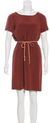 Masscob Mini Silk Dress