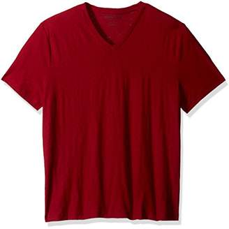 Kenneth Cole New York Men's Short Sleeve V-Neck Tee