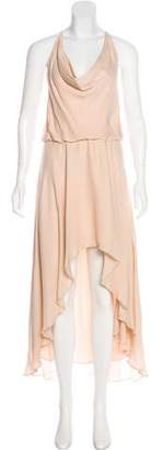 Haute Hippie Silk High-Low Dress w/ Tags