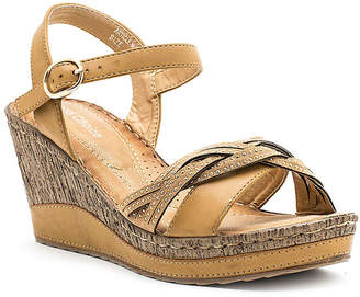 Moxie GC SHOES GC Shoes Womens Wedge Sandals