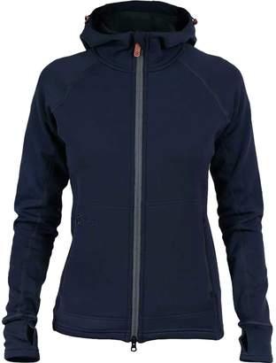 Rojk Superwear ROJK Superwear Cordura Zippen Hooded Jacket - Women's