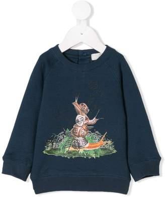 Stella McCartney snail print sweatshirt