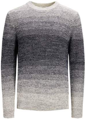 Jack and Jones Twin Knit Crew Neck Sweater