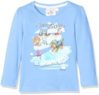 Nickelodeon Girl's Paw Patrol Pups Save T-Shirt,(Manufacturer Size: 6 Years)