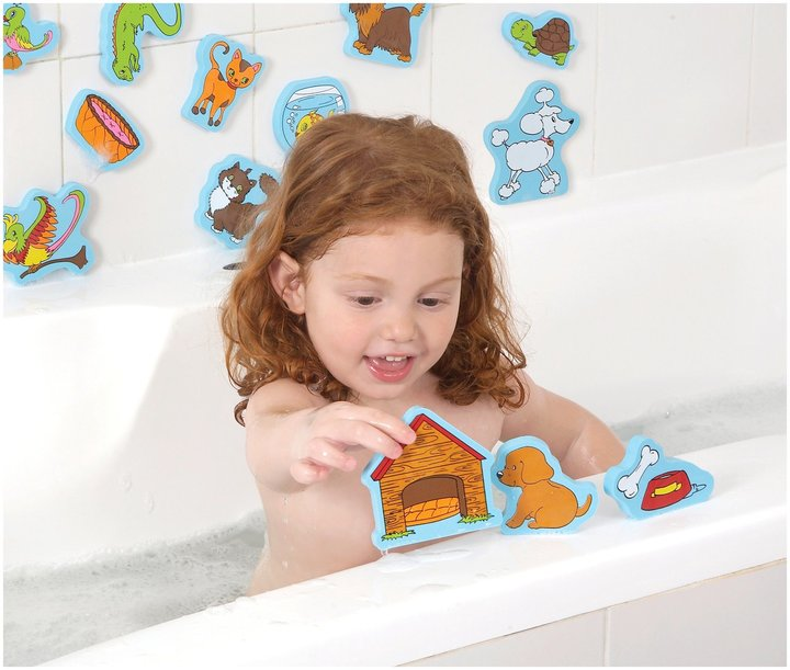 Edushape Magic Creations Bath Playset - Pet Shop