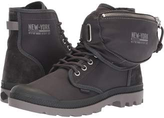 Palladium Pampa Solid Ranger NYC Lace-up Boots