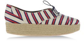 Tabitha Simmons Laced shoes